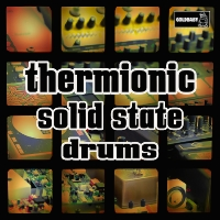 Thermionic Solid State Drums